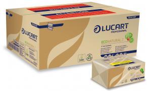 """Asciugamani piegati a """"Z"""" - Lucart Professional  - Eco Ristorazione, Pulizia e Igiene, Prodotti in carta tessuto, Per gli Alberghi, Eventi Sostenibili, Per il GPP, Per l'Azienda, Per la Scuola"""