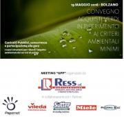 A Bolzano convegno su GPP e cleaning professionale - AcquistiVerdi.it