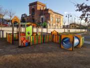 Bressana Bottarone (PV): arredo urbano e giochi in plastica riciclata - AcquistiVerdi.it