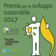 Premio Sviluppo Sostenibile 2017 - AcquistiVerdi.it