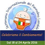 Settimana Internazionale Pannolini Lavabili #SIPL - AcquistiVerdi.it