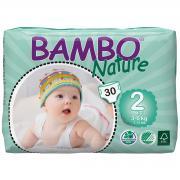 Pannolini monouso BAMBO Nature - Bimbo e Natura - Mamme e Bimbi, Pannolini
