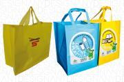Shopper e Sacchi per la raccolta differenziata in PP  - Anydesign Srl - Eco Ristorazione, Imballaggi, Gadget, Per gli Alberghi, Eventi Sostenibili, Per l'Azienda