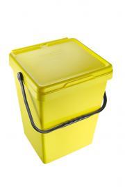 Contenitori Ecobox 35-40 litri - Eurosintex - Eco Ristorazione, Gestione Rifiuti, Raccolta Differenziata Professionale, Per gli Alberghi, Eventi Sostenibili, Per il GPP, Per l'Azienda, Per la Scuola