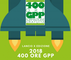400 ore GPP: corsi gratuiti alla X edizione - AcquistiVerdi.it