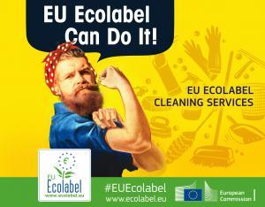 Ecolabel UE per servizi di pulizia in vigore - AcquistiVerdi.it