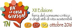 Fa' la cosa giusta! a Trento da 28 al 30 ottobre - AcquistiVerdi.it