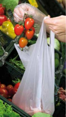 Francia: sacco per frutta e verdura compostabile - AcquistiVerdi.it