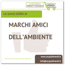La (mini) Guida ai Marchi Amici dell'Ambiente - AcquistiVerdi.it