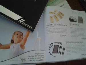 Le nostre aziende nel catalogo Cartafreccia - AcquistiVerdi.it