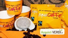 Offerta caffè espesso equo e bio - AcquistiVerdi.it