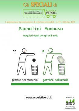 Pannolini Monouso - AcquistiVerdi.it