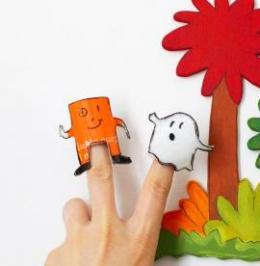 Riciclo creativo: come realizzare marionette - AcquistiVerdi.it