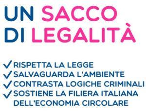 SacchETICO: un sacco di legalità - AcquistiVerdi.it