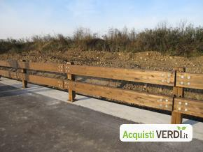 Barriera H2 Bordo Ponte - Margaritelli - Arredi, Sicurezza Stradale