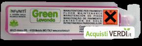 Caps Infyniti Pavimenti GREEN Lavanda - ARCO - GPP, Pulizia e prodotti per l'igiene, Prodotti pulizia superfici, Ho.Re.Ca.