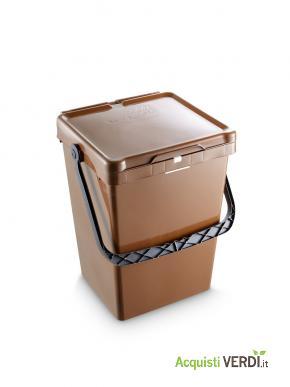 Contenitori Ecobox 20-25-30-35-40-50 litri - Eurosintex - GPP, Rifiuti urbani, Raccolta Differenziata Professionale, Gestione Rifiuti, Ho.Re.Ca.