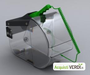 Dispenser per piccoli spazi - Idea Style - Eco Ristorazione, Imballaggi, Per gli Alberghi, Per l'Azienda