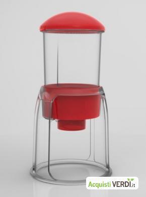 Dispenser per snack e per spezie - Idea Style - Eco Ristorazione, Imballaggi, Per gli Alberghi, Per l'Azienda