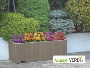 Fioriera Carmen - Profilmi Plast80 - Per gli Alberghi, Arredi, Arredo Urbano, Per il GPP, Per l'Azienda
