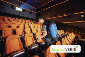 FV9+B aspirapolvere - Fimap - Pulizia e prodotti per l'igiene, Macchine, Hotel Restaurants Catering