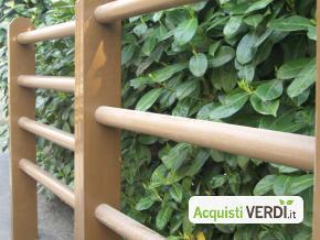 Ily staccionata - Profilmi Plast80 - Per gli Alberghi, Arredi, Arredo Urbano, Per il GPP, Per l'Azienda, Per la Scuola