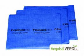 Microblu Vetri - Eudorex PRO - GPP, Pulizia e prodotti per l'igiene, Attrezzatura Professionale, Prodotti pulizia superfici, Hotel Restaurants Catering