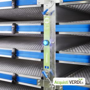 Sistema di filtrazione dell'aria V8 - AirQM - GPP, Edilizia, Ho.Re.Ca., Servizi energetici per gli edifici, Produzione di Energia, Calore e Raffrescamento