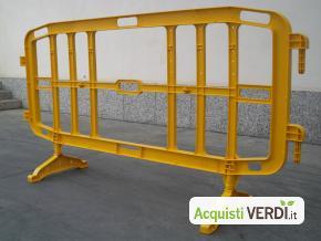 Transenne in plastica riciclata Fury - Angelo Gianazza Spa - GPP, Arredi per esterni, Ho.Re.Ca.